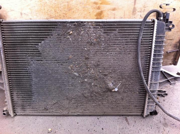 Промывка радиаторов Уфа